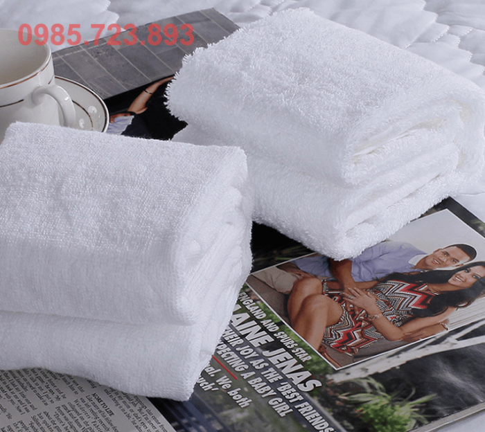 đa dạng chủng loại khăn bông khách sạn nhà nghỉ