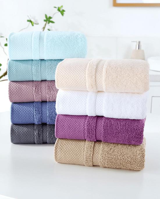Xưởng sản xuất khăn bông cotton quà tặng