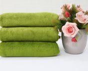 Bộ khăn trải giường khách sạn