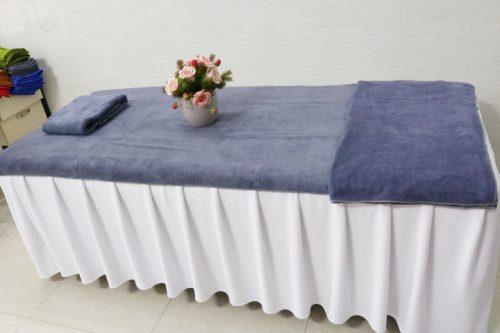 Khăn trải giường spa cao cấp