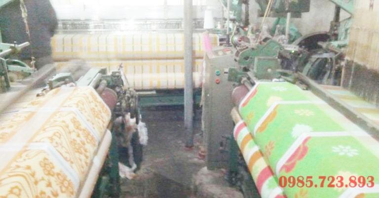 Xưởng sản xuất khăn bông cotton cao cấp